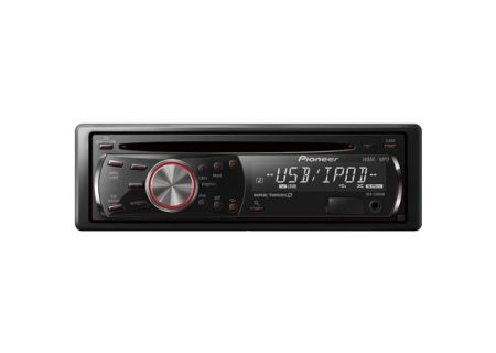 Pioneer - DEH-2200UB - Car Stereos - Single DIN