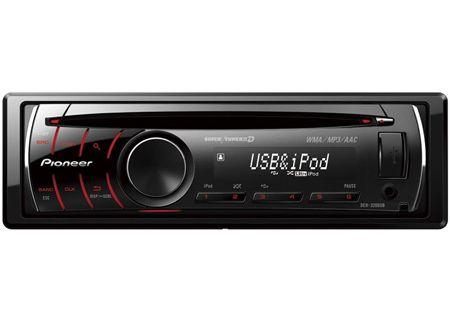 Pioneer - DEH-3200UB - Car Stereos - Single DIN