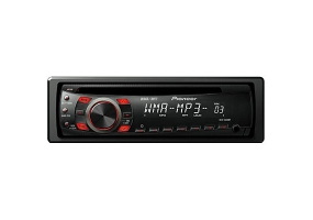 Pioneer - DEH-3300UB - Car Stereos - Single Din