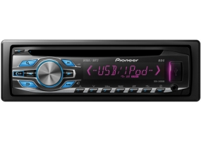 Pioneer - DEH3400UB - Car Stereos - Single Din