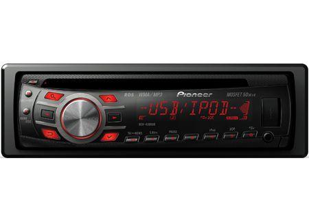 Pioneer - DEH-4300UB - Car Stereos - Single DIN