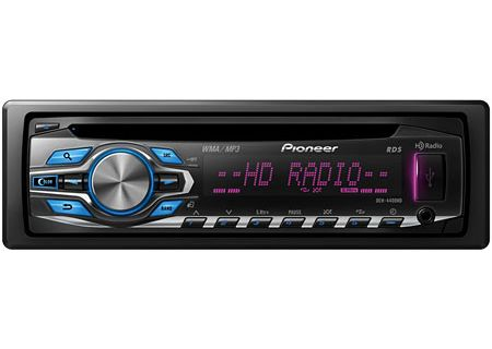 Pioneer - DEH-4400HD - Car Stereos - Single DIN
