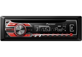 Pioneer - DEH-4500BT - Car Stereos - Single Din