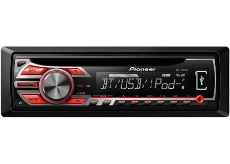 Pioneer - DEH-4500BT - Car Stereos - Single DIN