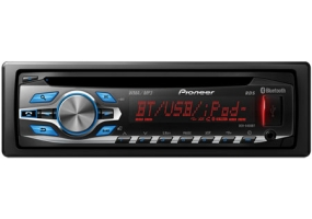 Pioneer - DEH-6400BT - Car Stereos - Single Din
