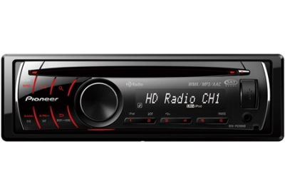 Pioneer - DEH-P5200HD - Car Stereos - Single Din