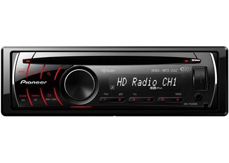 Pioneer - DEH-P5200HD - Car Stereos - Single DIN