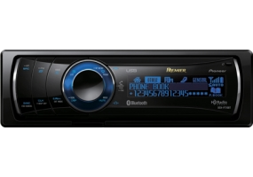 Pioneer - DEH-P710BT - Car Stereos - Single Din