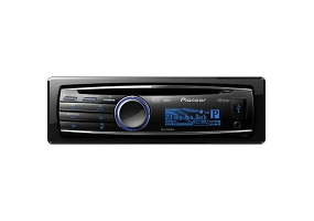 Pioneer - DEH-P8300UB - Car Stereos - Single Din