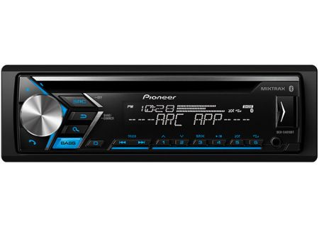Pioneer - DEH-S4010BT - Car Stereos - Single DIN