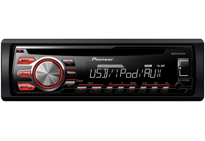 Pioneer - DEH-X2700UI - Car Stereos - Single DIN