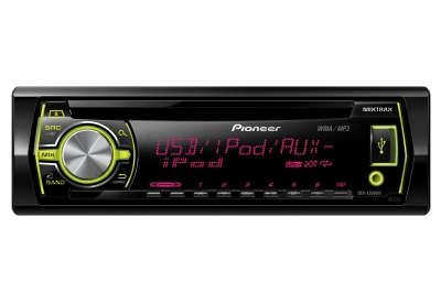 Pioneer - DEH-X3500UI - Car Stereos - Single DIN