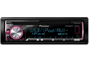 Pioneer - DEHX3600S - Car Stereos - Single Din