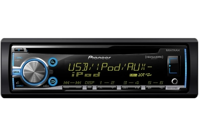 Pioneer - DEH-X3700S - Car Stereos - Single DIN