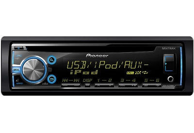 Pioneer - DEH-X3700UI - Car Stereos - Single Din