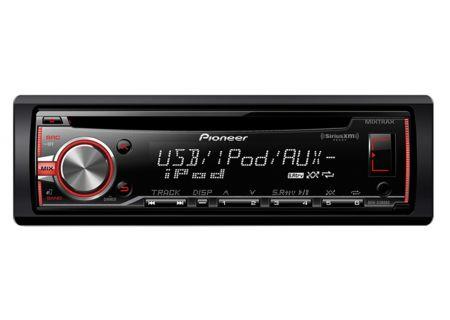 Pioneer - DEH-X3800S - Car Stereos - Single DIN