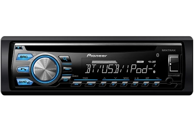 Pioneer - DEH-X4700BT - Car Stereos - Single Din