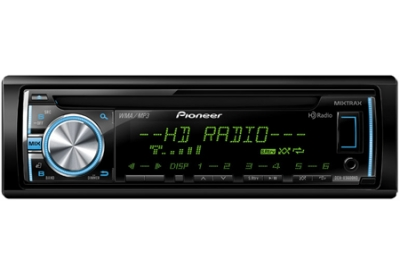 Pioneer - DEHX5600HD - Car Stereos - Single Din