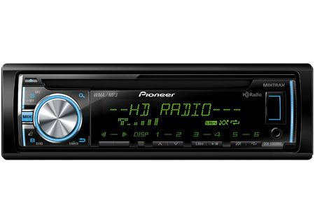 Pioneer - DEHX5600HD - Car Stereos - Single DIN