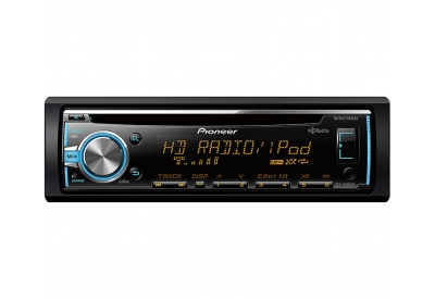Pioneer - DEH-X5800HD - Car Stereos - Single DIN