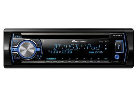 Pioneer - DEH-X6500BT - Car Stereos - Single DIN