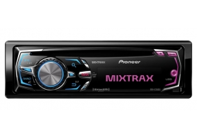 Pioneer - DEH-X7500S - Car Stereos - Single Din