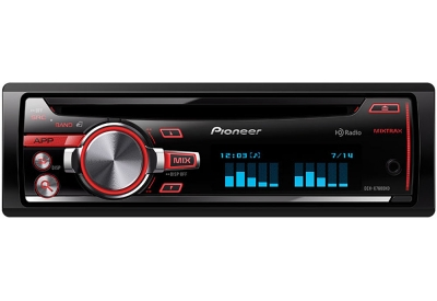 Pioneer - DEHX7600HD - Car Stereos - Single Din