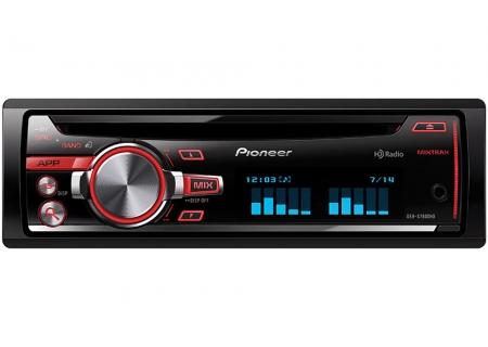 Pioneer - DEHX7600HD - Car Stereos - Single DIN
