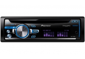 Pioneer - DEHX7600S - Car Stereos - Single Din