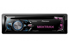 Pioneer - DEH-X8500BS - Car Stereos - Single Din