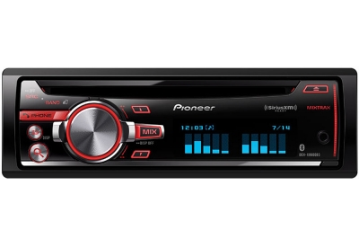 Pioneer - DEH-X8600BS - Car Stereos - Single Din