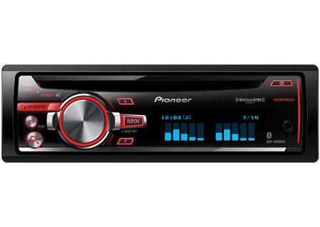Pioneer - DEH-X8600BS - Car Stereos - Single DIN