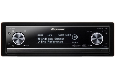 Pioneer - DEX-P99RS - Car Stereos - Single Din