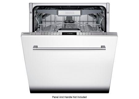 """Gaggenau 24"""" Panel Ready Tall Tub Integrated Built-In Dishwasher - DF251761"""