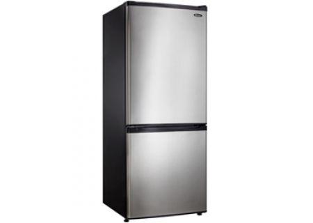 Danby - DFF091C1BSLDB - Bottom Freezer Refrigerators