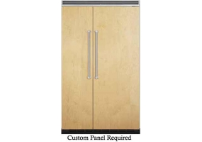 Viking - DFSB548 - Built-In Side-By-Side Refrigerators