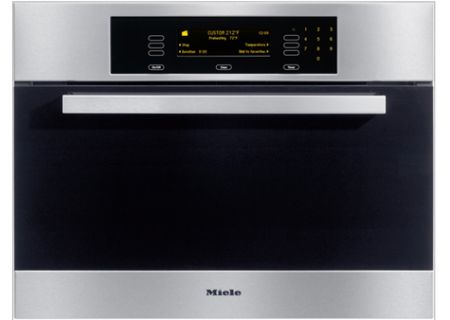 Miele - DG 4086 - Single Wall Ovens