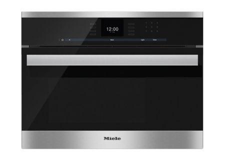 Miele - DG6600SS - Single Wall Ovens