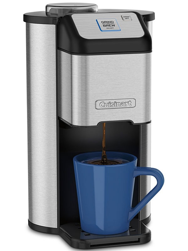 Coffee Maker Big W : Cuisinart Stainless Steel Coffee Maker - DGB-1 - Abt