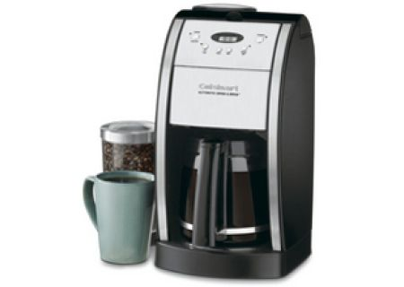 Coffee Maker Big W : Cuisinart 12-Cup Automatic Black Coffeemaker - DGB550BK