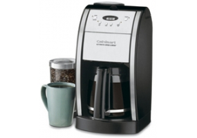 Cuisinart - DGB550BK - Coffee Makers & Espresso Machines