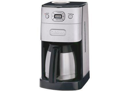 Cuisinart - DGB-650BC - Coffee Makers & Espresso Machines