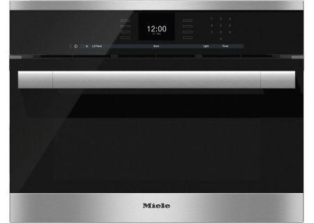 Miele - DGC6500-1XL - Single Wall Ovens