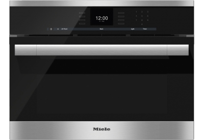 Miele - DGC6500XL - Single Wall Ovens