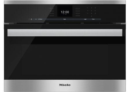 Miele - DGC6600XL - Single Wall Ovens