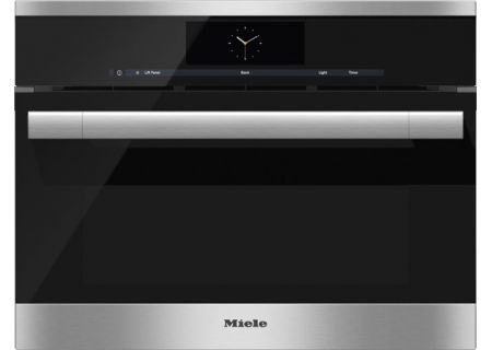 Miele - DGC6705XL - Single Wall Ovens