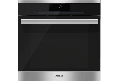 Miele - DGC6760XXLSS - Single Wall Ovens