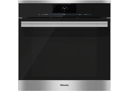 Miele - DGC6760XXLSS - Single Wall Ovens