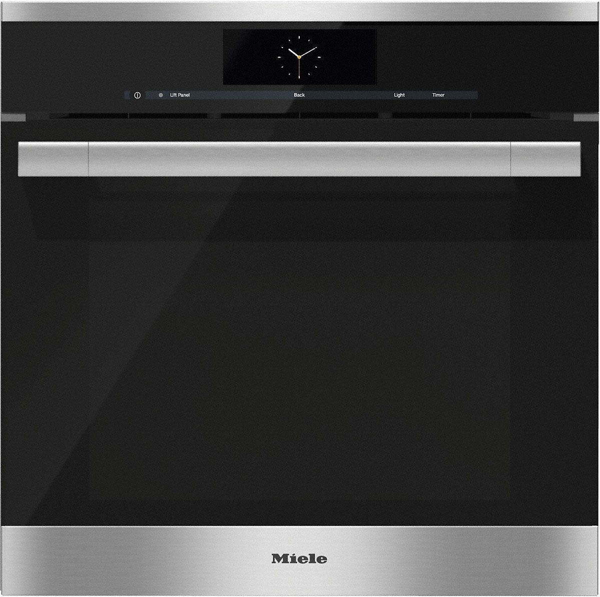 Miele Dgc6760lss Single Wall Ovens