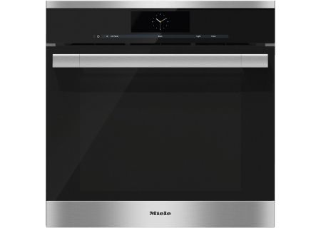 "Miele 24"" Built-In Stainless Steel Combination Steam Oven  - DGC6760XXLSS"